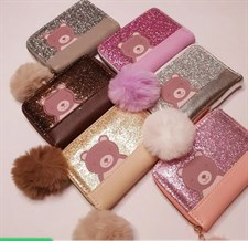 Cute Bear Wallets