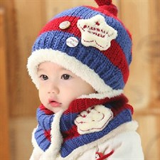 Infant Cap Set