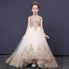 Gorgeous Chapel Train Dress