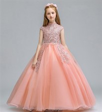Pageant Gown Dress
