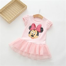 Cute Minnie Mouse Dress