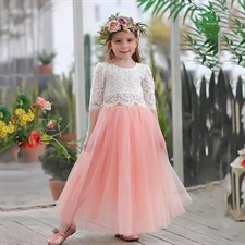 Lace Tutu Skirt Set