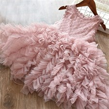 Puff Princess Dress