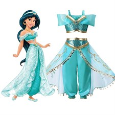 Princess Jasmine Set