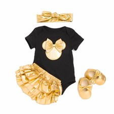 Toddler Minnie Ruffle Set