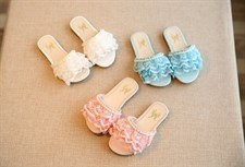 Summer Lace Slipper