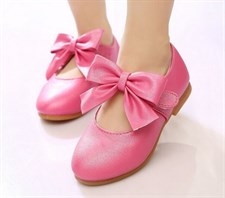 Bowknot Spring Shoes