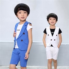 Boys Summer Suit