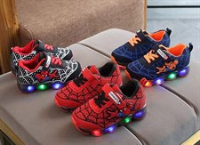 Spiderman LED Jogger