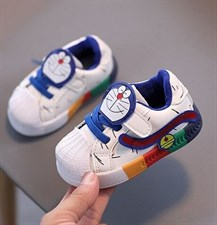 Doremon Soft Sport Colorful Sneakers Shoes