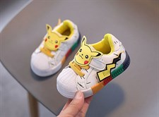 Pikachu Soft Sport Colorful Sneakers Shoes