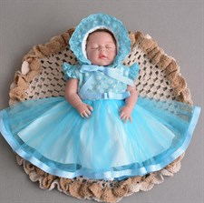 Newborn Princess Gown