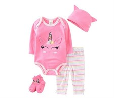 Unicorn Romper Set