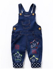 Trendy Denim Dungarees